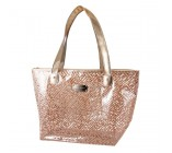 Bolsa Shopper Transparente - Diamantes