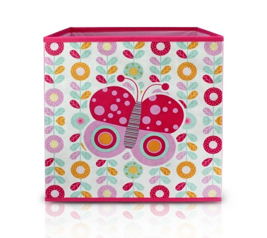 Caixa Organizadora Infantil - Pequeninos