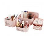 Kit Organizador Beauty de 4 Peças