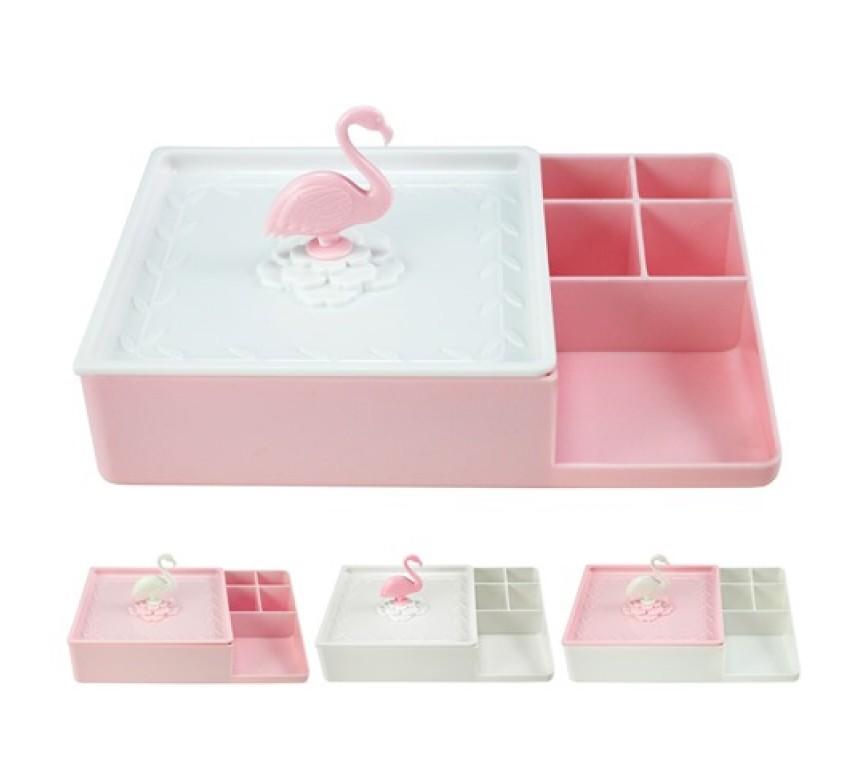 Organizador Multiuso Flamingo
