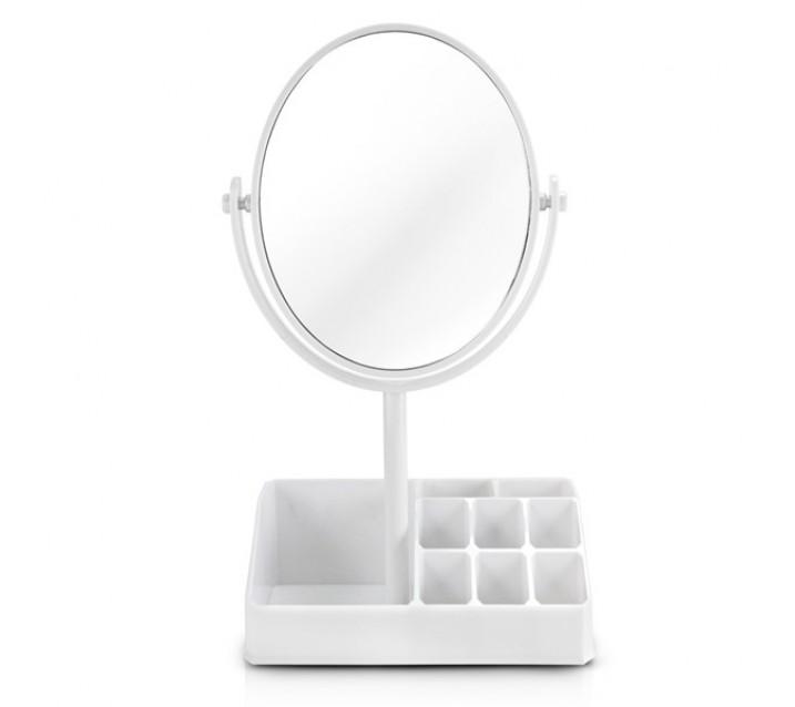 Espelho de Mesa com Divisória